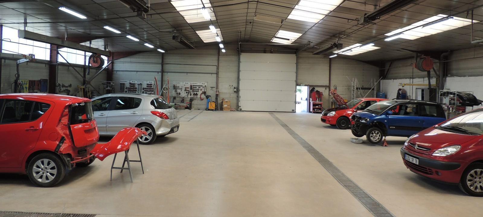 Garage Automobile Saint Doulchard Bourges Vierzon Carrosserie